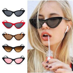 132b89d03f04 Classic Cat Eye Sunglasses Small Retro Vintage Women Fashion Shades ...