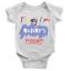 Today Im Nanny/'s Problem Babygrow Funny Joke Baby Sitting Nan Grandma Gift