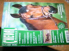 Cheval Santé n°22 Magnesium Colique Parasite Melanomes Hypocalcémie Homeopathie