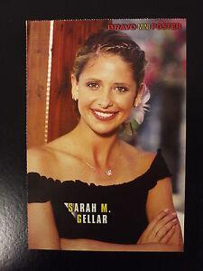 """BRAVO-MINNI- Poster Vorderseite, BUFFY, SARAH M. GELLAR, Rückseite """" WESTLIFE """" - Beuna, Deutschland - BRAVO-MINNI- Poster Vorderseite, BUFFY, SARAH M. GELLAR, Rückseite """" WESTLIFE """" - Beuna, Deutschland"""