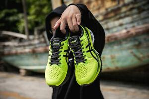 Free-Postage-2019-Asics-Gel-Kayano-27-Mens-Running-Shoes-NO-25-Green