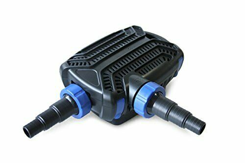 Vepotek submersible Aquarium Fish Pond Pump indoor outdoor 1400gph to 4250gph