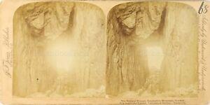 Norvegia Montagne Torghatten Tunnel Naturale, Foto - Vintage Albumina PL62L2