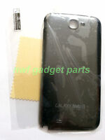 Samsung Galaxy Note 2 Ii I317 Rear Battery Back Cover At&t+s/p(gray) Us-fl