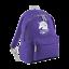 Personalised Custom Girl Child/'s Unicorn Designed School Backpack Bag Rucksack