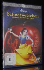 DVD WALT DISNEY - SCHNEEWITTCHEN UND DIE SIEBEN ZWERGE (7) - DIAMON EDITION *NEU