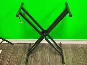 Power Pro Adjustable Double Brace Keyboard Stand Mississauga / Peel Region Toronto (GTA) Preview
