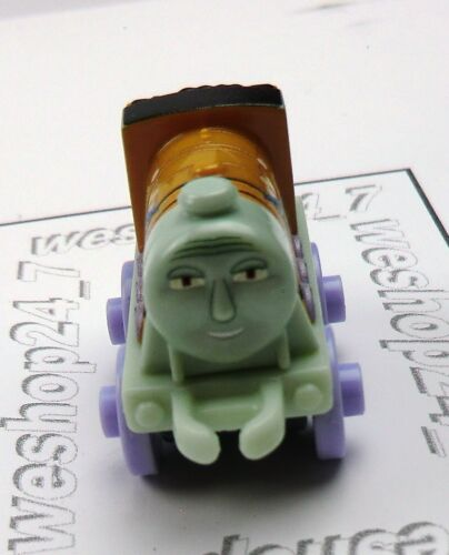 THOMAS /& FRIENDS Minis Train Engine 2016 SPONGEBOB Gordon as Squidward  Weighted