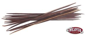 Latigo-Leather-Ties-12-Pack-3-16-034-x-12-034-by-Weaver-Leather-New-Free-Ship