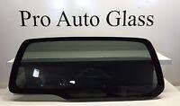Fit 2000-2004 Nissan Xterra 4 Door Utility Rear Window Back Glass Heated