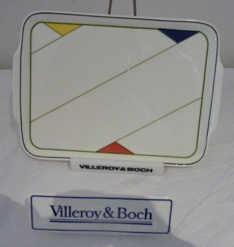 Boch TRIO  Servierplatte  21 cm V/&B Villeroy u