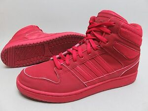 Image is loading Adidas-Mens-Neo-Dineties-Trainers-Red-UK-8- d5e76ead5