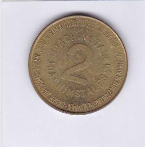 2 Joachimstaler 1975 Berlin Kudorf Str 14 19 Gegenwert 2 Dm Ebay