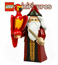 LEGO Harry Potter Series 2 Minifigure #2 Albus Dumbledore SEALED In Hand