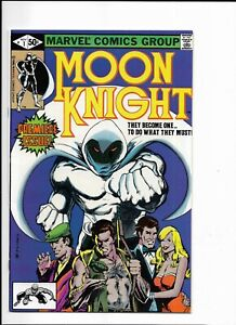Moon Knight # 1 (Bill Sienkiewicz) (near mint) (USA, 1980)