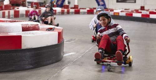Hoverkart Go Kart réglable hovergokart pour swegway Electric Hover Scooter UK