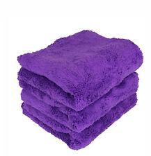 6x Chemical Guys Happy Ending Edgeless Tagless Microfiber Towel 16X16 MIC/_351