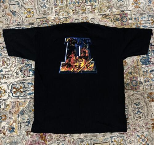 Vintage Diablo II 2 Video Game Promo Shirt Size XX