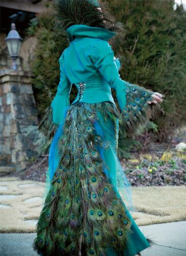 McCalls SEWING PATTERN M7218 Peacock Costume By Yaya Han 6-14 Or 14-22