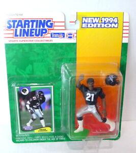 Deion Sanders NFL Starting Lineup 1994 ATLANTA FALCON  Action Figure & Card VTG