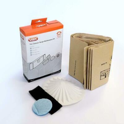 Packung mit 5 Stück Original Staubsauger H20 Staubsaugerbeutel und Filter