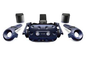 HTC Vive Pro Virtual Reality Headset - 99HANW00700