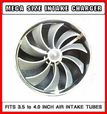 """DODGE RAM PERFORMANCE AIR INTAKE TURBO SUPERCHARGER ENGINE MAXIMIZER 3.5"""" TO 4"""""""