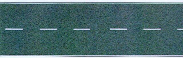 Busch 7081 Z Asphaltstraße 1 Meter selbstklebend NEU OVP