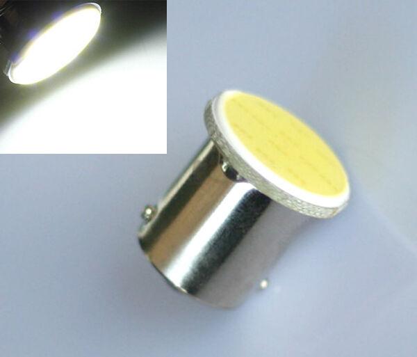 2/4/10x 1156 BA15S COB 12 LED Car Tail Turn Signal Light Bulb Lamp Bright White