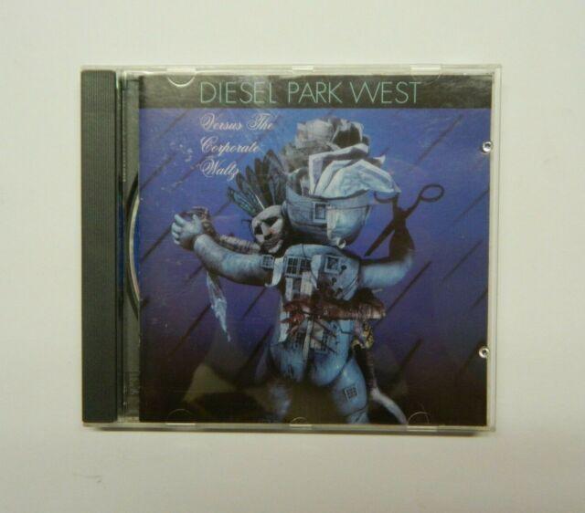 Diesel Park West Vs The Corporate Waltz 1993 For Sale Online Ebay