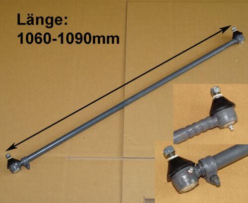Spurstange für Deutz F2L612 D25 22-er Traktor Vorderachse A010