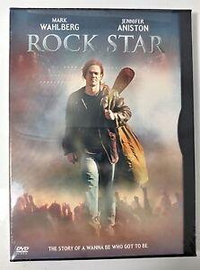 Video-DVD-Rock-Star-Wahlberg-Myles-Kennedy-Alter-Bridge-NEW-SEALED-WORLDWIDE