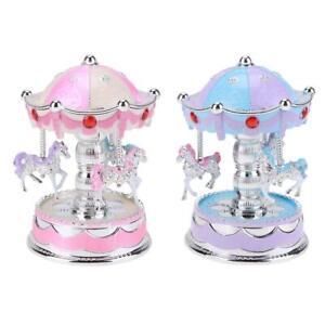 Romantic-Crown-Music-Box-Emitting-Clockwork-Carousel-Kid-Birthday-Gift-Box-H1