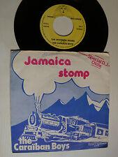 "THE CARAIBAN BOYS: The pitchmen sound / Jamaica stomp 7"" PANKY RECORDS 052 SABAM"