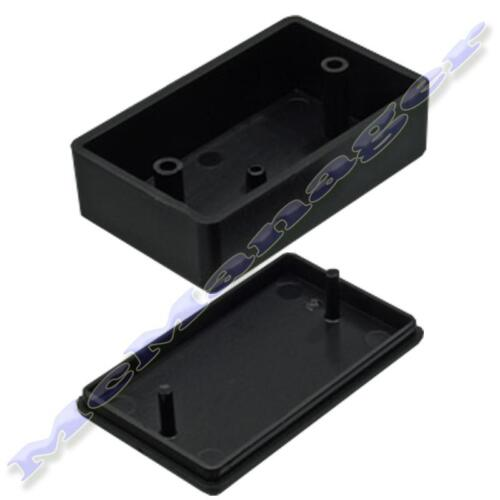 58x35x21mm Black ABS Plastic Enclosure Small Project Box For Electronic Circuit
