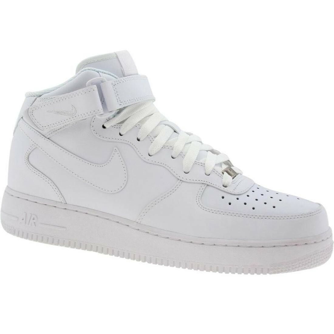 315123-111 Nike Hommes Air Force Mid 1 07 Mid Force 501603