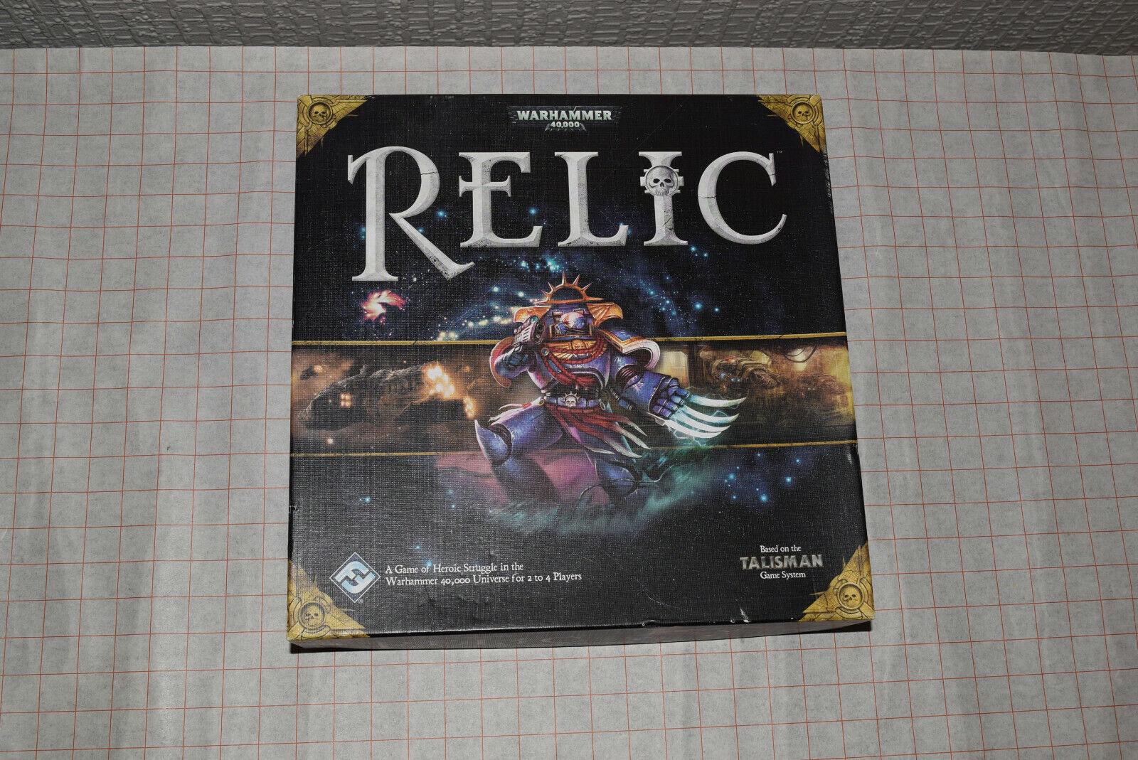 calidad de primera clase Warhammer 40,000  reliquia reliquia reliquia Juego De Mesa (FFG, Warhammer 40k Talismán)  disfrutando de sus compras