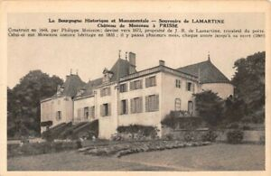 Castle-of-Monceau-in-Prisse-Memories-of-Lamartine-Bourgogne-Historical