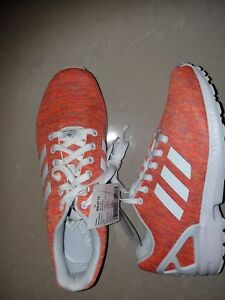 422 Adidas Bb2772 8 Bnwt Eu Orange Uk Chaussures 5 3 Pc Flux Zx IfvY7mb6yg