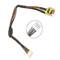 Ac Dc-in Power Jack W/ Cable Harness For Acer Aspire 4330 4230 4630 4730 4730z