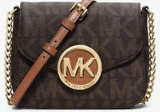 3709ce5bfd8a item 1 New Authentic Michael Kors Fulton Small Crossbody Shoulder Bag Purse  Handbag brw -New Authentic Michael Kors Fulton Small Crossbody Shoulder Bag  ...