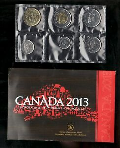 2013 Canada Proof Like Uncirculated Coin Set