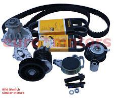 Zahnriemensatz Wasserpumpe Keilrippenriemensatz für AUDI A4 A6 VW PASSAT 1.9 TDI