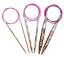 "thumbnail 1 - KnitPro Symfonie Wood Fixed Circular Knitting Needles - 80cm 32"" Knitters Pride"