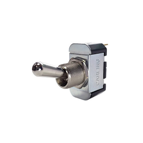 SWITCH LEVER ON/(OFF) CARLING TECHNOLOGIES 12V 2 TERMINALS