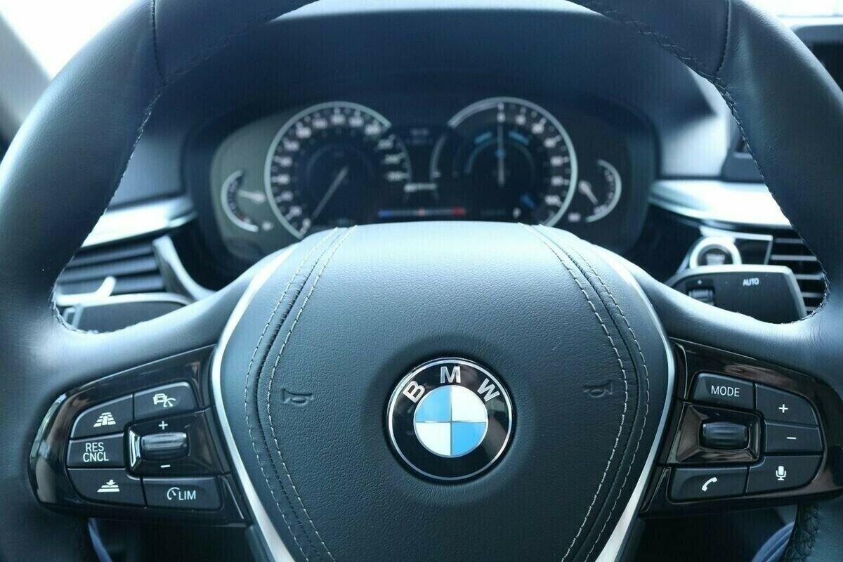 BMW 530e iPerformance aut.