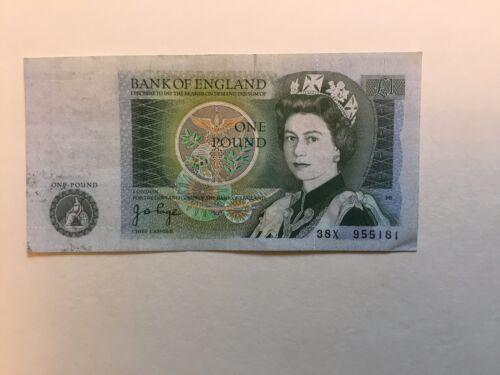 Great Britain / England - 1 Pound UNC 1978-1980