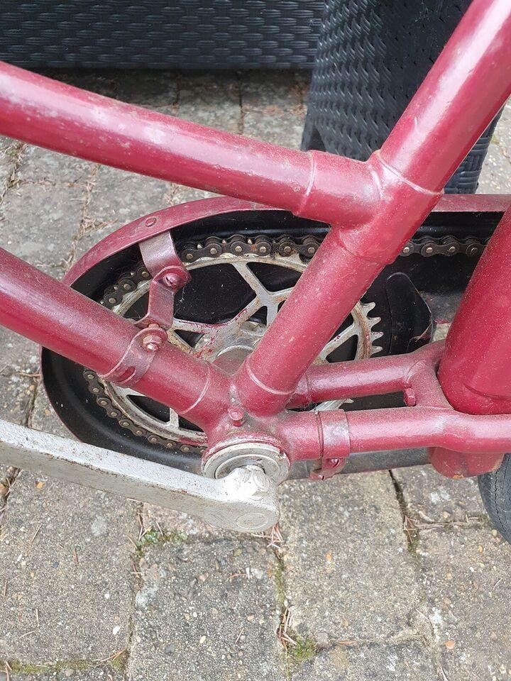 Damecykel, andet mærke, 1 gear