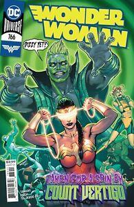 Wonder-Woman-766-Cover-A-NM-1st-Print-DC-Comics