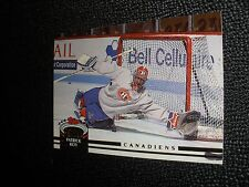 1992-93  Topps Stadium Club  #133 Patrick Roy Montreal Canadians NrMt